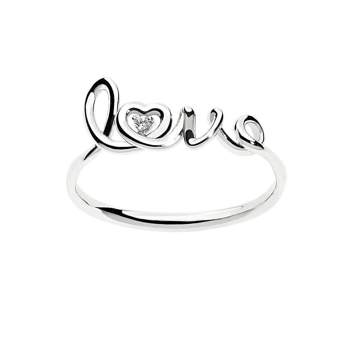 anello donna gioielli Ambrosia AAD 017