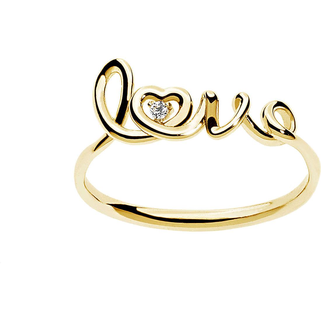 anello donna gioielli Ambrosia AAD 018