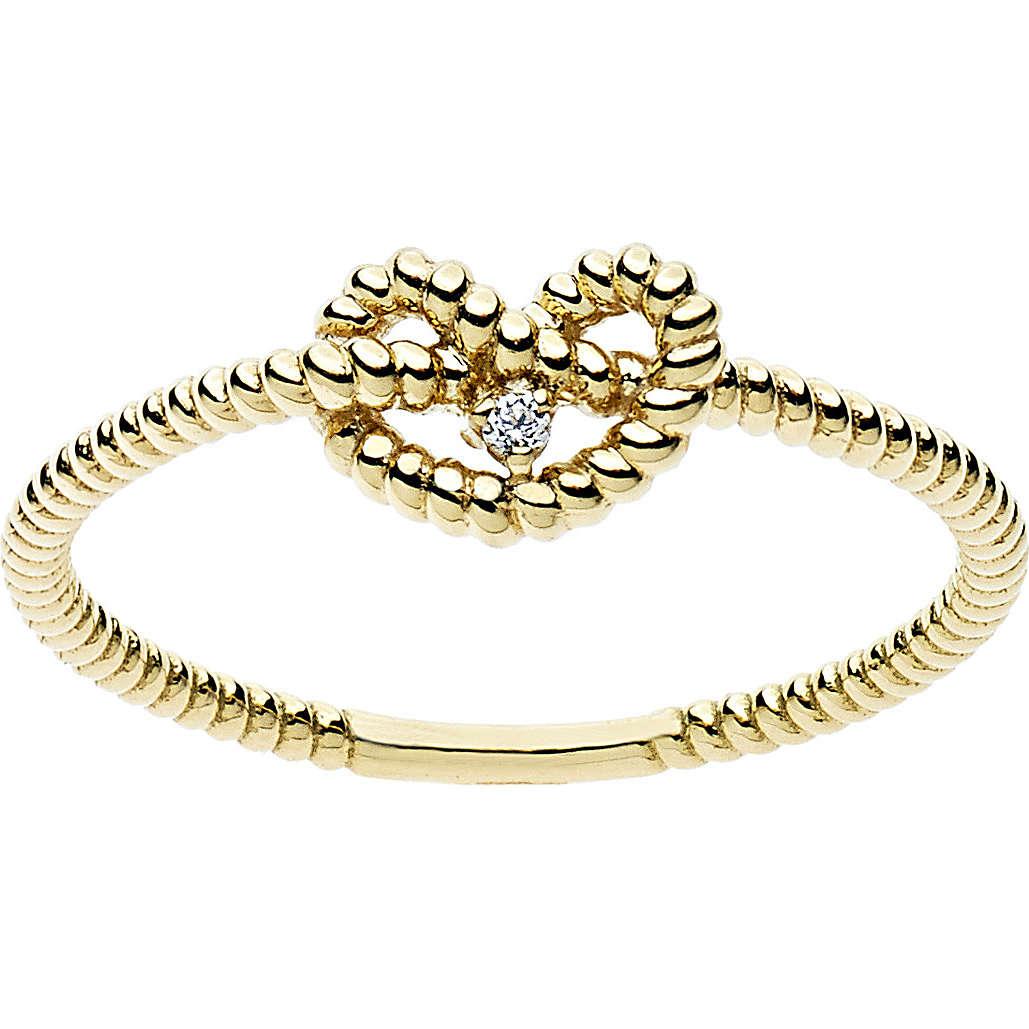 anello donna gioielli Ambrosia AAD 024