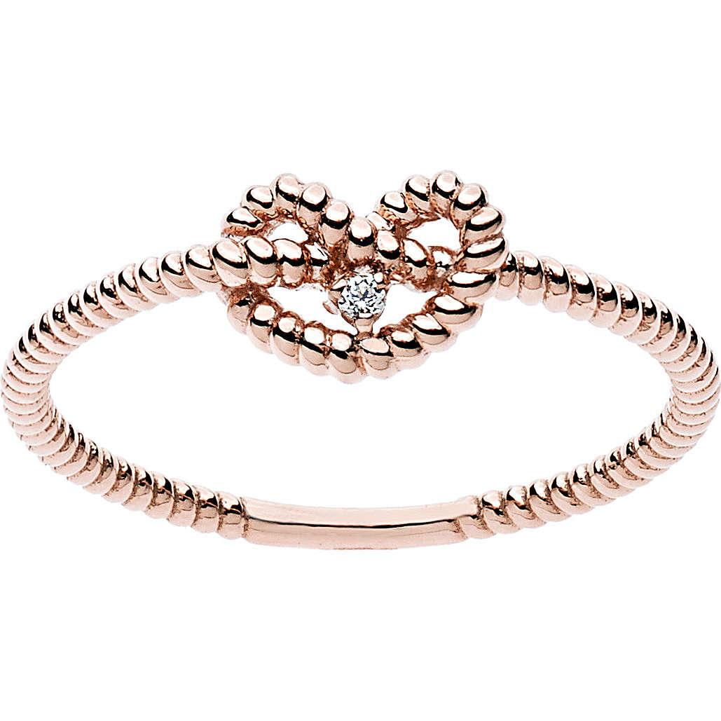 anello donna gioielli Ambrosia AAD 025