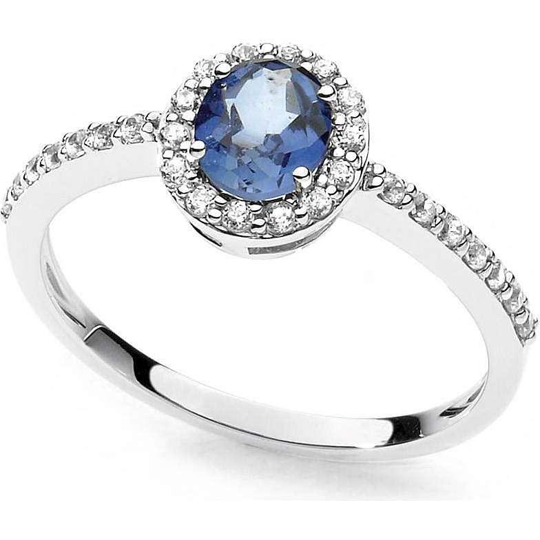 anello donna gioielli Ambrosia AAZ 015