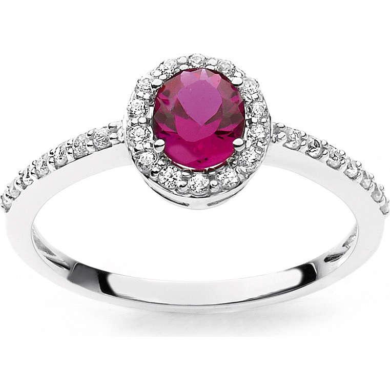 anello donna gioielli Ambrosia AAZ 016