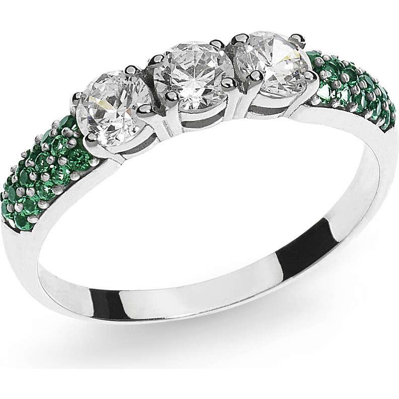 anello donna gioielli Ambrosia AAZ 026