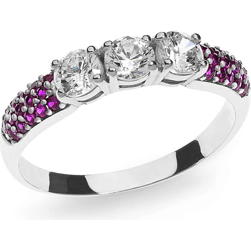 anello donna gioielli Ambrosia AAZ 027