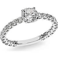anello donna gioielli Ambrosia AAZ 030