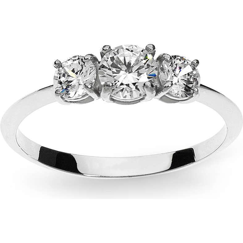 anello donna gioielli Ambrosia AAZ 031
