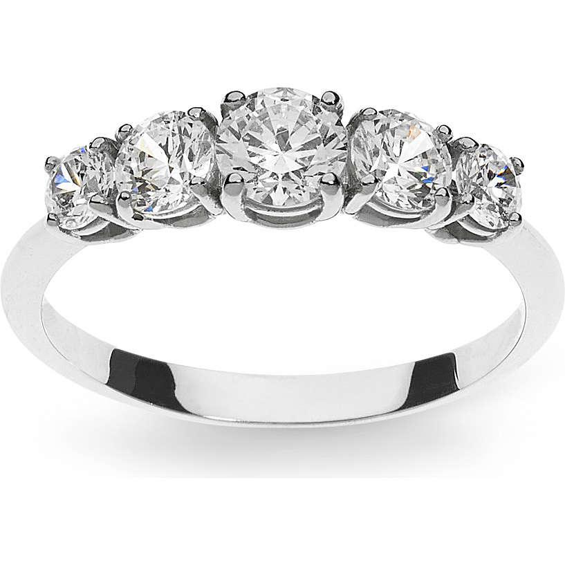 anello donna gioielli Ambrosia AAZ 032