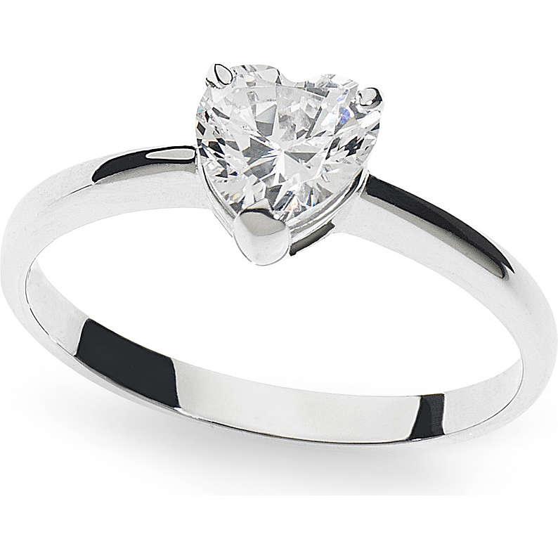 anello donna gioielli Ambrosia AAZ 033