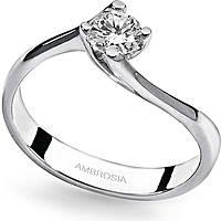 anello donna gioielli Ambrosia AAZ 036