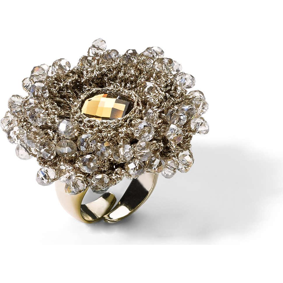 anello donna gioielli Ambrosia ABA 004