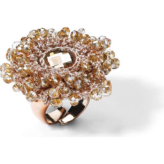 anello donna gioielli Ambrosia ABA 005