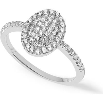 anello donna gioielli Ambrosia Ambrosia Argento AAA 025 M