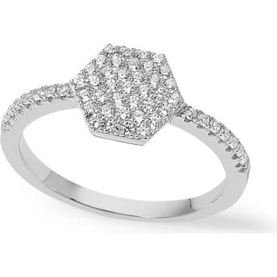 anello donna gioielli Ambrosia Ambrosia Argento AAA 026 M