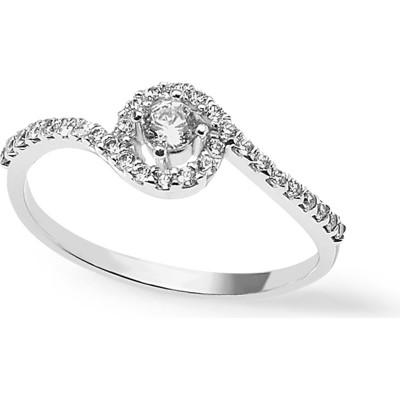 anello donna gioielli Ambrosia Ambrosia Argento AAZ 044