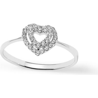 anello donna gioielli Ambrosia Ambrosia Argento AAZ 045