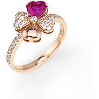 anello donna gioielli Amen Amore RQURR-12