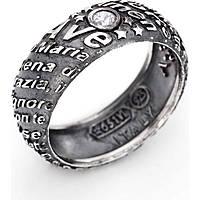 anello donna gioielli Amen Ave Maria AAM-12