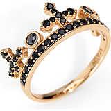anello donna gioielli Amen Corone AC1RN-12