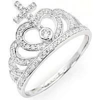 anello donna gioielli Amen Corone AC2-18