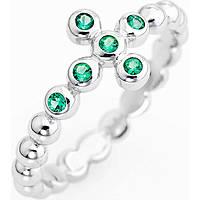 anello donna gioielli Amen Croce ABOBV-12