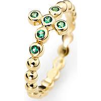 anello donna gioielli Amen Croce ABOGV-12