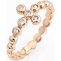anello donna gioielli Amen Croce ABORB-16