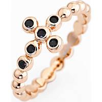 anello donna gioielli Amen Croce ABORN-12