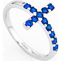 anello donna gioielli Amen Croce ACOBBL-10