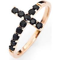 anello donna gioielli Amen Croce ACORN-18