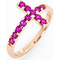 anello donna gioielli Amen Croce ACORR-14