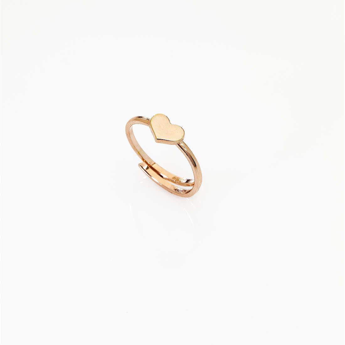 anello donna gioielli Amen Cuore AFHR