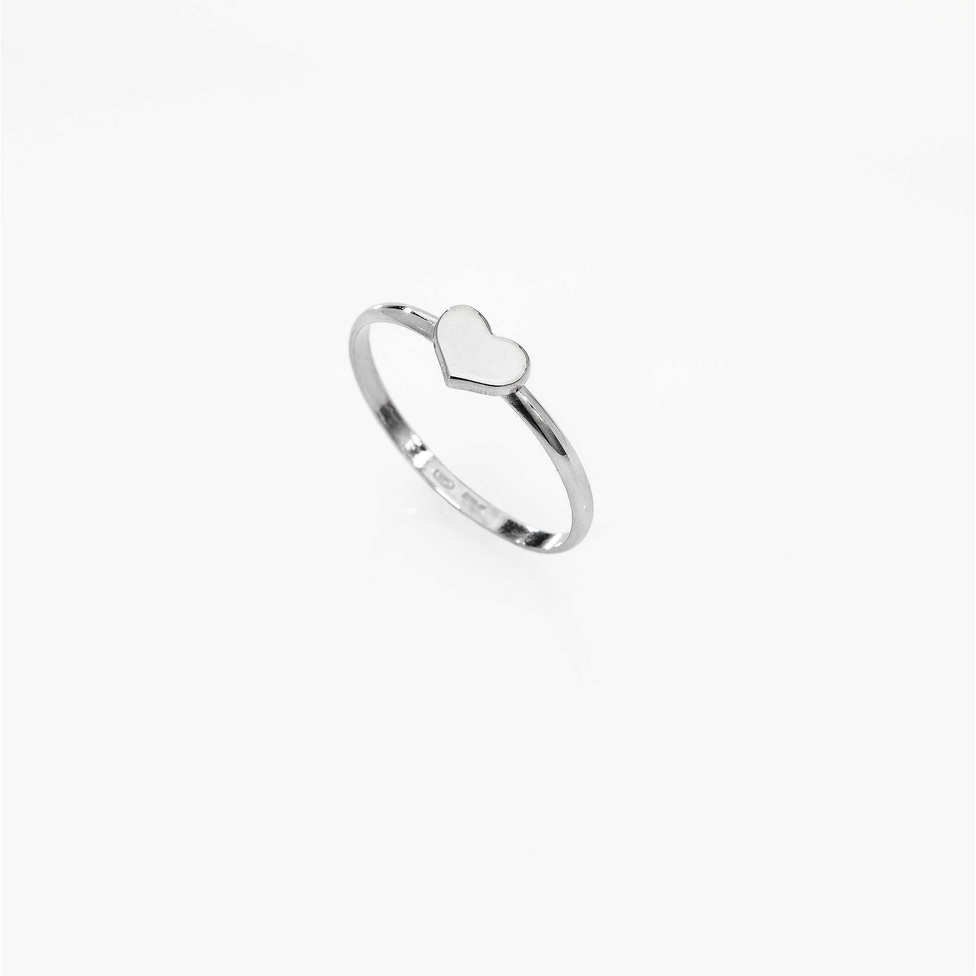 anello donna cuore