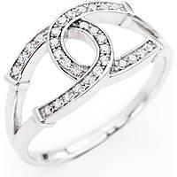 anello donna gioielli Amen Ferro Di Cavallo RHS3-12