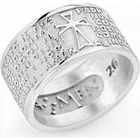 anello donna gioielli Amen Padre Nostro PN-22
