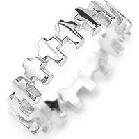 anello donna gioielli Amen Padre Nostro RCC-16