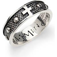 anello donna gioielli Amen Rosari ACR2-12