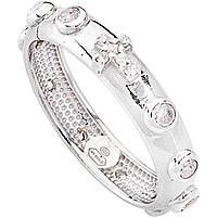anello donna gioielli Amen Rosario AROBB-10