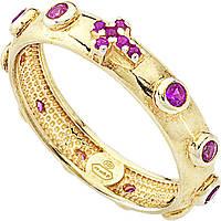 anello donna gioielli Amen Rosario AROGR-12