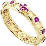 anello donna gioielli Amen Rosario AROGR-16
