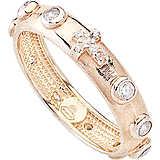 anello donna gioielli Amen Rosario ARORB-14