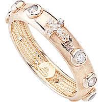 anello donna gioielli Amen Rosario ARORB-20