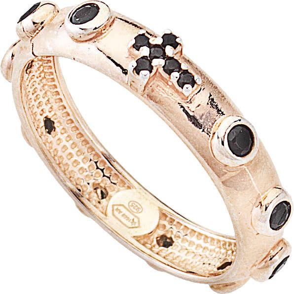 anello donna gioielli Amen Rosario ARORN-12