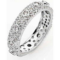 anello donna gioielli Amen Rosario AROZBB-10