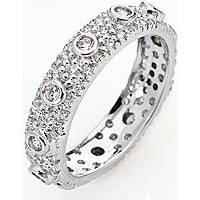 anello donna gioielli Amen Rosario AROZBB-18