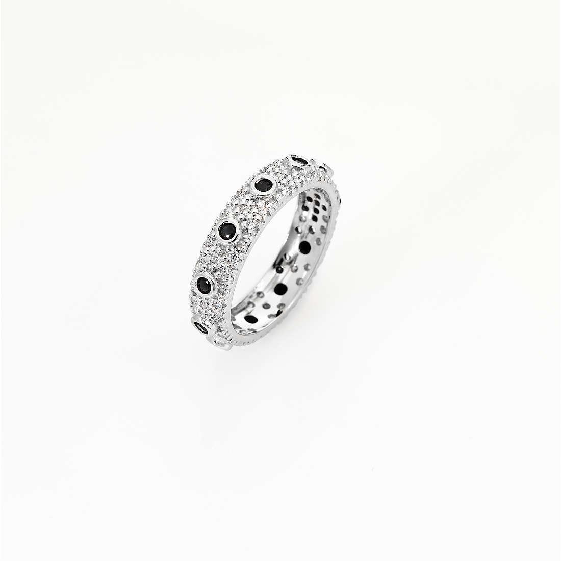 anello donna gioielli Amen Rosario AROZBN-18