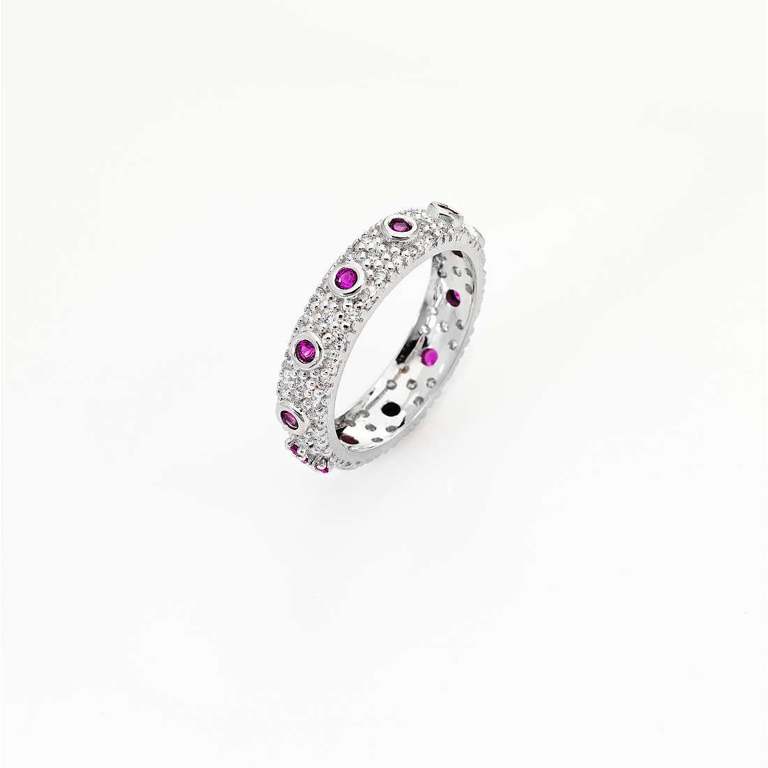 anello donna gioielli Amen Rosario AROZBR-12