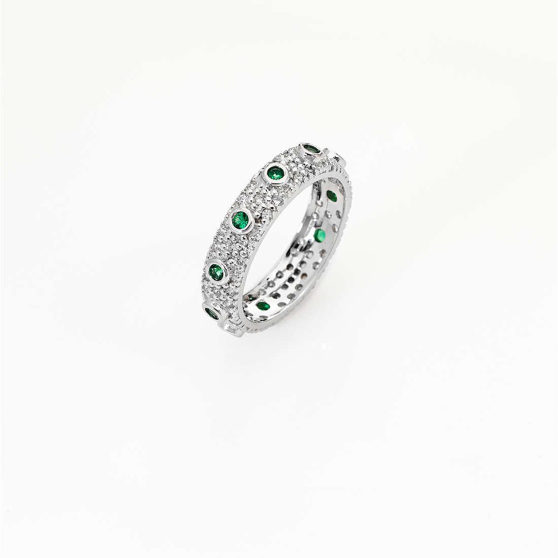anello donna gioielli Amen Rosario AROZBV-12