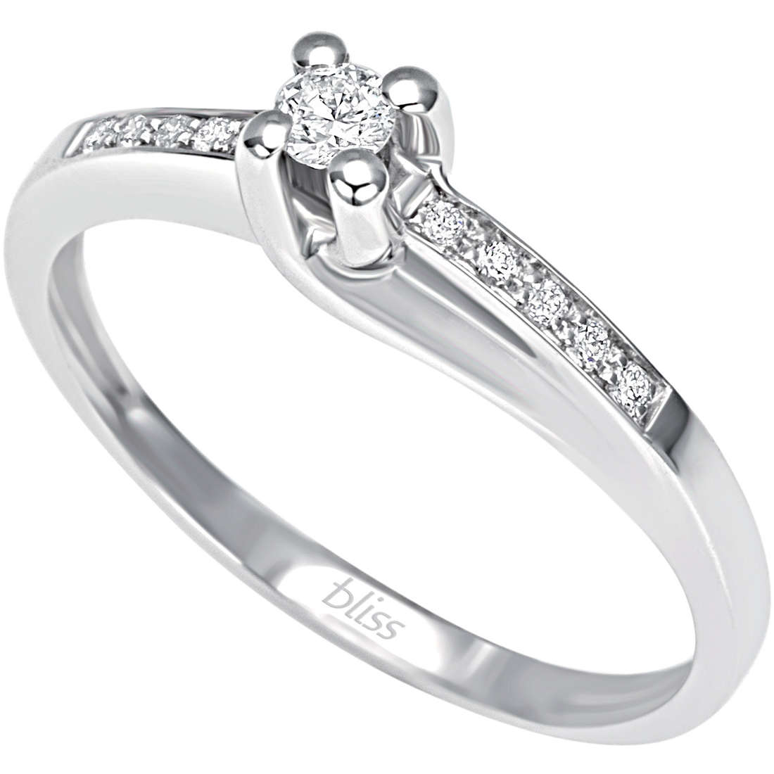 anello donna gioielli Bliss Alba 20067477