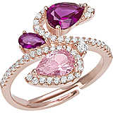 anello donna gioielli Bliss Beverly Hills 20073162