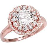 anello donna gioielli Bliss Brigitte 20073549